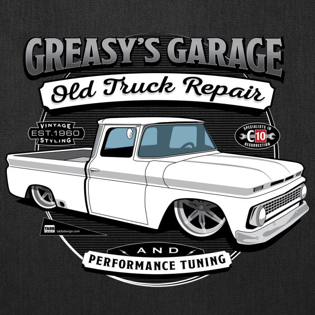 Greasy's Garage Old Truck Repair