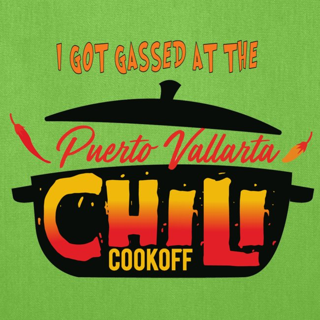 I Got Gassed at the PV Chili Cook-Off