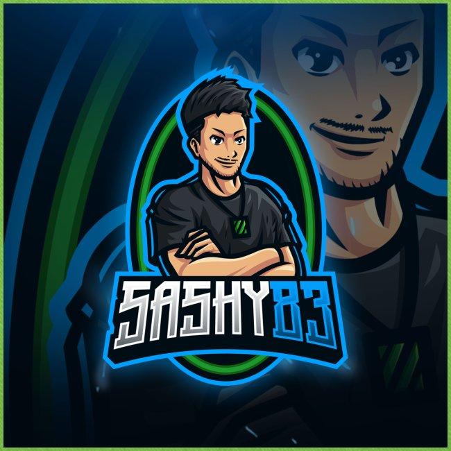 Sashy83 full logo