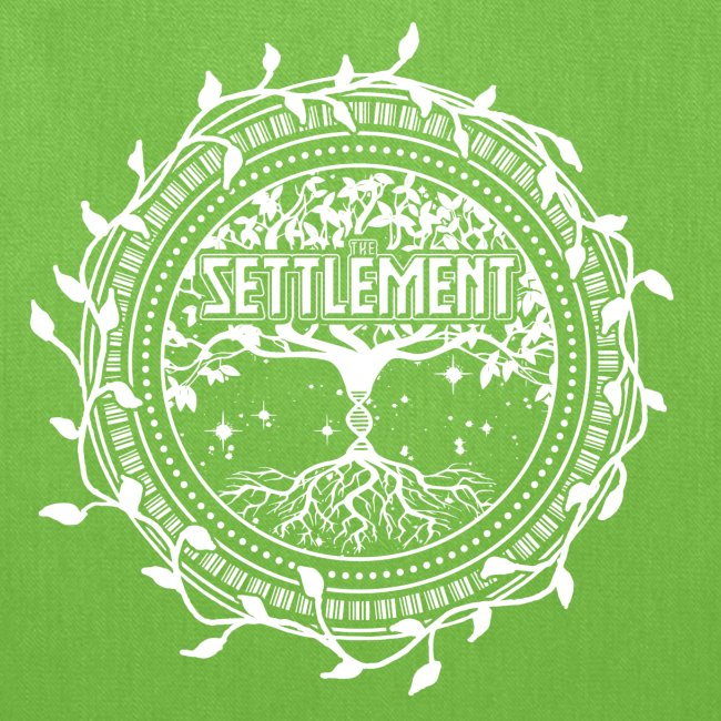 Band Seal (White) | The Settlement