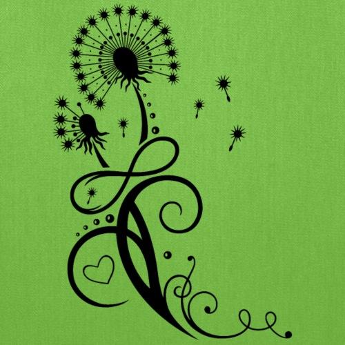 Dandelion With Infinity Symbol Mirror Worlds Shop
