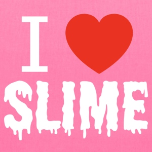 I Heart Slime - Tote Bag
