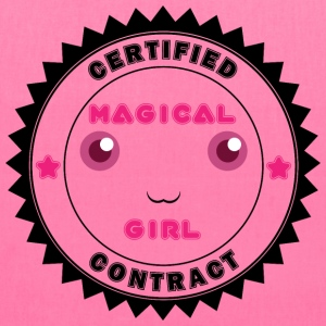 Magical Girl Certified Contract - Tote Bag