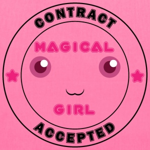 Magical Girl Contract Accepted - Tote Bag
