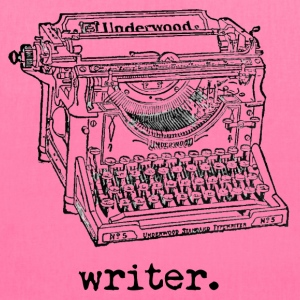 Writer Underwood - Tote Bag