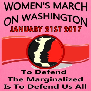 Women March On Washington 1-21-2017 - Tote Bag