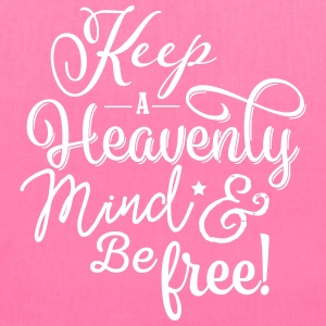 Heavenly Mind - Tote Bag