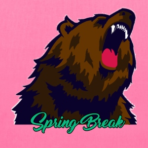 Spring Bear - Tote Bag