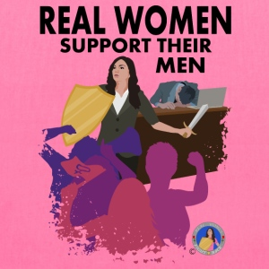 Real Women Fight Back: Business - Tote Bag