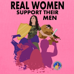 Real Women Army - Tote Bag