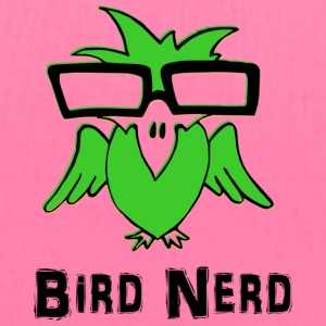 Bird Nerd - Tote Bag