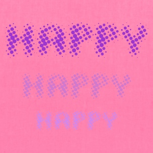 Happy Happy Happy - by Fanitsa Petrou - Tote Bag