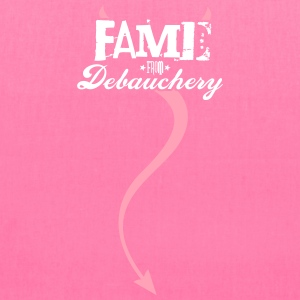 Fame from Debauchery - Tote Bag