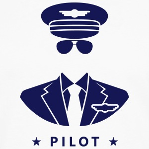 Plane pilot - Men's Premium Long Sleeve T-Shirt