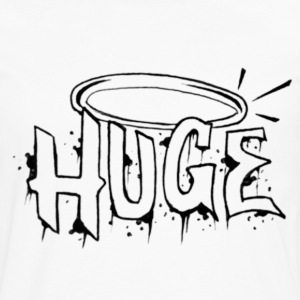 HUGE - Men's Premium Long Sleeve T-Shirt