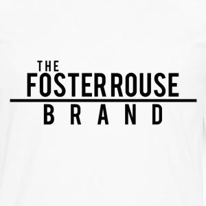 TFRB White Unisex Long Sleeve - Men's Premium Long Sleeve T-Shirt