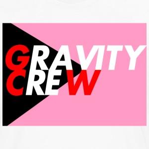 Gravity Crew Pink *NEW* - Men's Premium Long Sleeve T-Shirt