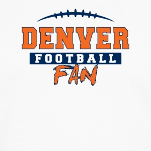 Denver Football Fan - Men's Premium Long Sleeve T-Shirt