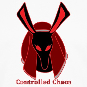 controlled chaos (set) - Men's Premium Long Sleeve T-Shirt