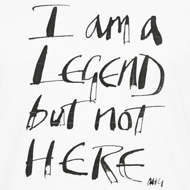 I am a Legend