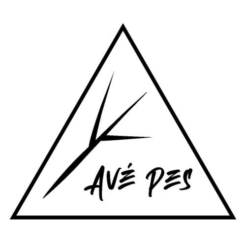 Black Triangle - Men's Premium Long Sleeve T-Shirt