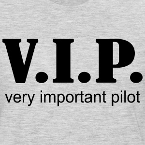 VIP Pilot - Men's Premium Long Sleeve T-Shirt