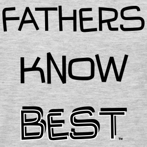 Fathers Know Best - Men's Premium Long Sleeve T-Shirt