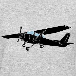cessna 152 - Men's Premium Long Sleeve T-Shirt