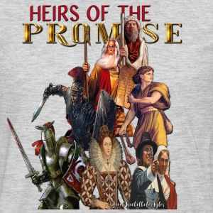 Heirs of the Promise - Men's Premium Long Sleeve T-Shirt