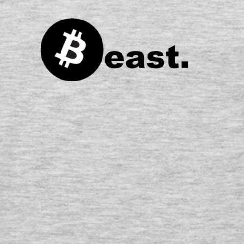 Bitcoin Beast - Men's Premium Long Sleeve T-Shirt