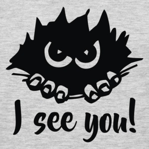 I see You - Men's Premium Long Sleeve T-Shirt