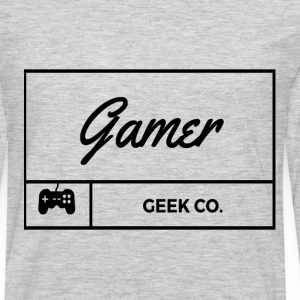 Gamer - Men's Premium Long Sleeve T-Shirt