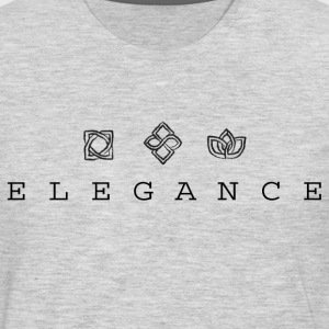 CREATIVE DESIGN || ELEGANCE - Men's Premium Long Sleeve T-Shirt
