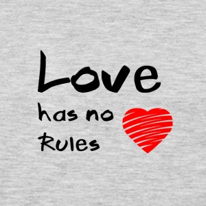 Love has no rules - Men's Premium Long Sleeve T-Shirt