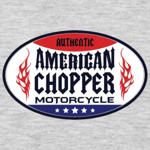 AMERICAN_CHOPPER - Men's Premium Long Sleeve T-Shirt
