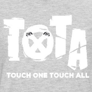 TOUCH ONE TOUCH ALL - Men's Premium Long Sleeve T-Shirt