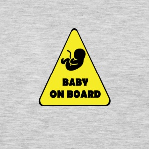 BABY_ON_BOARD - Men's Premium Long Sleeve T-Shirt