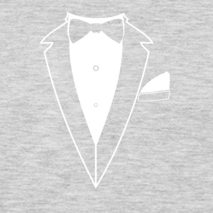 TUXEDO twedding funny t shirt cool tshirt wedding - Men's Premium Long Sleeve T-Shirt