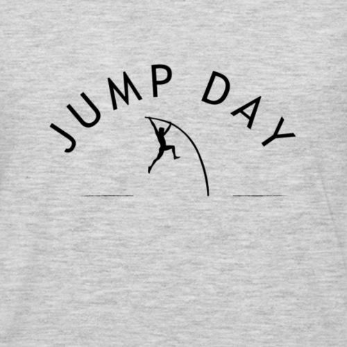 Mens Polevault Jump Day - Men's Premium Long Sleeve T-Shirt