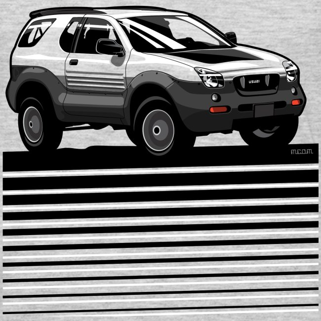 VX SUV Lines