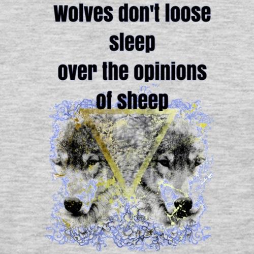 wolf - Men's Premium Long Sleeve T-Shirt