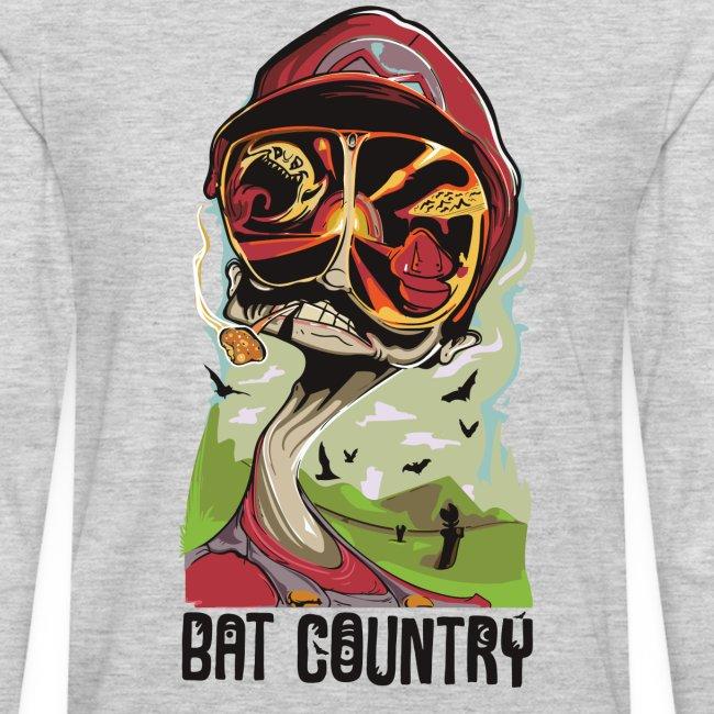Fear and Mario at Bat Country
