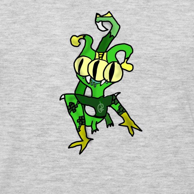 Three-Eyed Alien