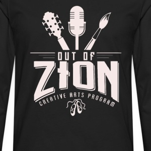 Out of Zion - Men's Premium Long Sleeve T-Shirt