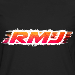 RMJ Logo - Men's Premium Long Sleeve T-Shirt