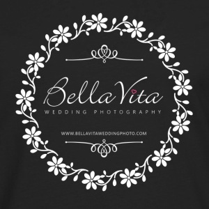 Bella Vita Wedding Photography - Men's Premium Long Sleeve T-Shirt
