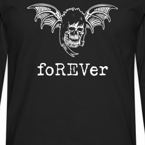 Forever Bat Head - Men's Premium Long Sleeve T-Shirt