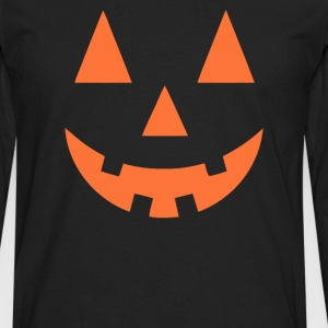 Cute Little Pumpkin Halloween - Men's Premium Long Sleeve T-Shirt