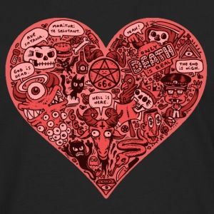 Heart of Darkness - Men's Premium Long Sleeve T-Shirt
