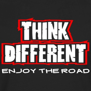 THINK DIFFERENT - Men's Premium Long Sleeve T-Shirt